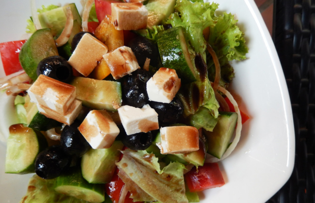 Restore One Cafe - Greek Salad