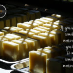 Beautiful organic hand made soap