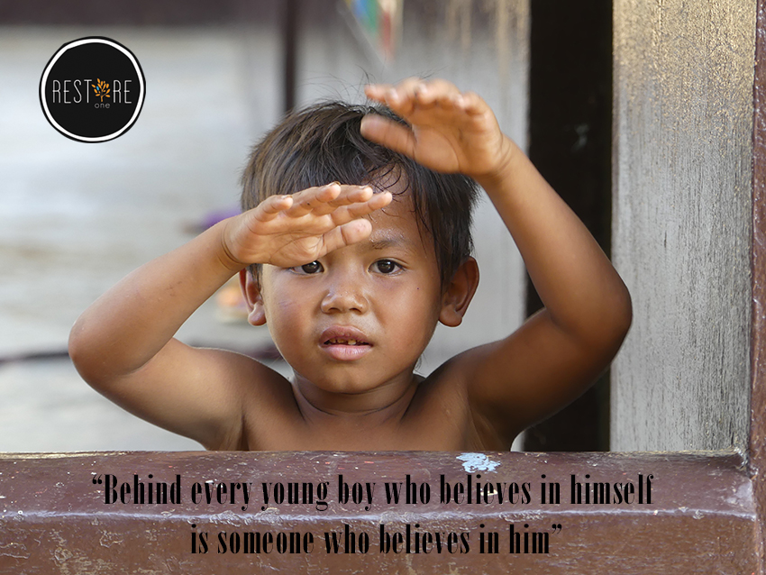 Believe in yourself and others