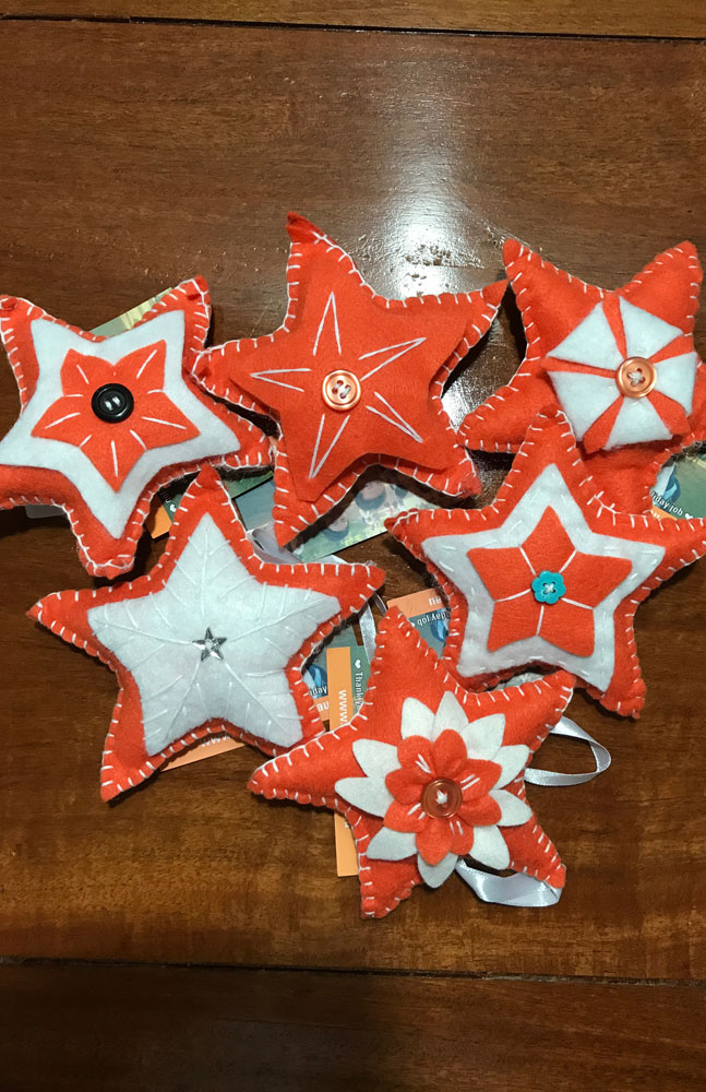 Christmas decoration project 2017