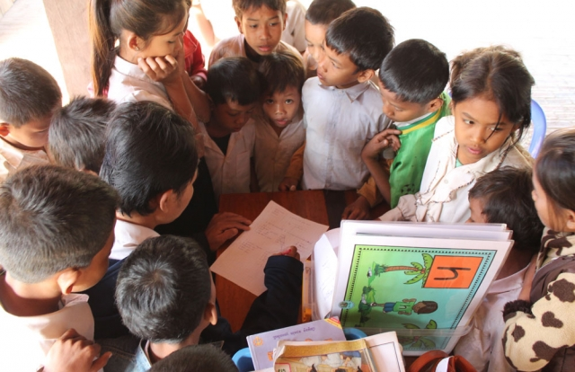 Restore One Primary School kids eager to learn