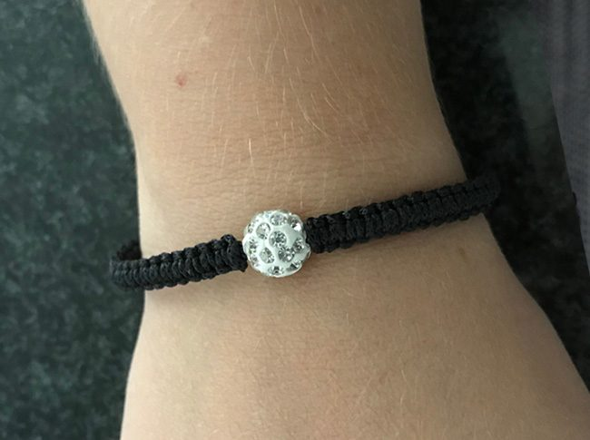 Bracelet diamonte