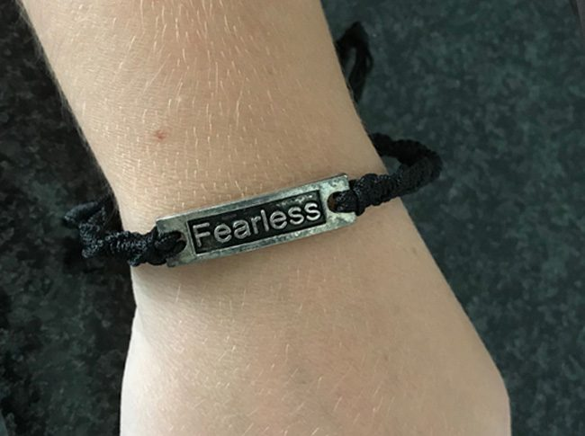 Bracelets fearless