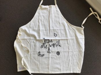 Aprons adults - you are worth it