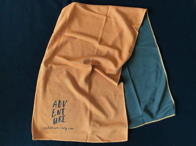 Magic Sports Towels Orange