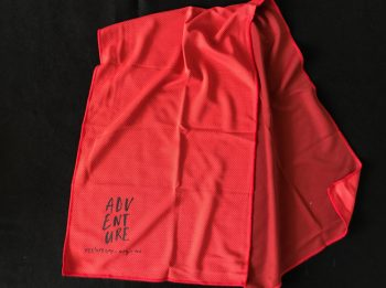 Magic Sports Towels Red