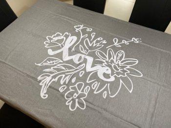 Tablecloth Love